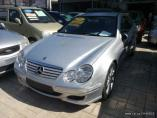 Mercedes-Benz C 200 SPORTS COUPE EVOLUTION 6 TAXYTO 1οXEΡΙ ΕΠΩΛΗΘΗ!!!!!!